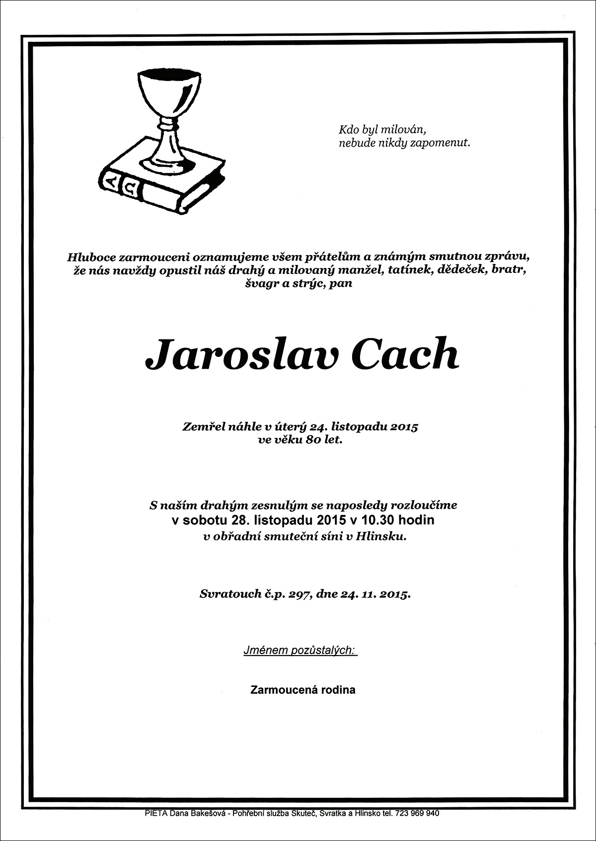 Jaroslav Cach