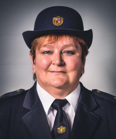 Novou starostkou sboru zvolena Mgr. Růžena Špalková